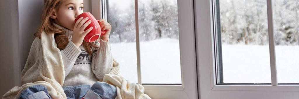 Get Rid of Condensation and Frost on Windows This Winter